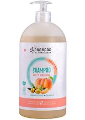 BENECOS - benecos Produkte benecos Produkte Shampoo - Sweet Sensation 950ml Haarshampoo 950.0 ml - Shampoo & Conditioner