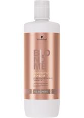 Schwarzkopf BlondMe Detoxifying System Purifying Bonding Shampoo 1 Liter
