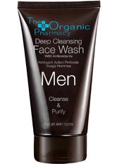 The Organic Pharmacy Pflege Herrenpflege Men Deep Cleansing Face Wash 75 ml
