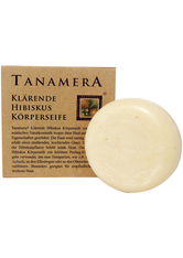 TANAMERA - Tanamera klärende Hibiskus Körperseife 100 g - SEIFE