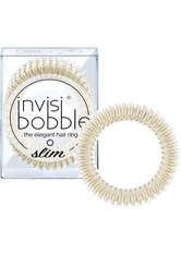 invisibobble Haargummis Slim Stay Gold, Pro Packung 3 Stück