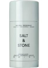 SALT & STONE - Natural Deodorant Eucalyptus + Pink Grapefruit + Bergamot 75 g - ROLL-ON DEO