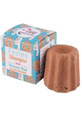 Lamazuna Shampoo Festes Shampoo - Orange trockenes Haar 55g Haarshampoo 1.0 pieces