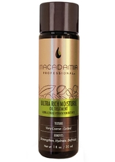 Macadamia Haarpflege Wash & Care Ultra Rich Moisture Oil Treatment 30 ml