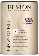 REVLON PROFESSIONAL - Revlon Professional Haarpflege Blonderful 7 Lightening Powder 750 g - Haarfarbe