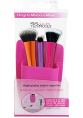 REAL TECHNIQUES - Real Techniques Pinselreiniger & Tools Real Techniques Pinselreiniger & Tools Single Pocket Expert Organizer - Pink Make up Accessoires 1.0 pieces - Makeup Pinsel