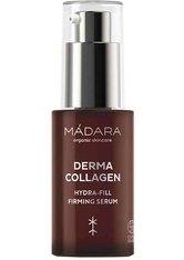 MÁDARA Organic Skincare Derma Collagen Hydra-Fill Firming Serum 30 ml Gesichtsserum