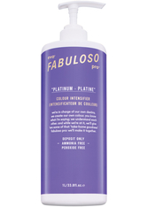 EVO - evo Fabuloso Pro Colour Intensifying Conditioner Platinum 1000 ml - CONDITIONER & KUR