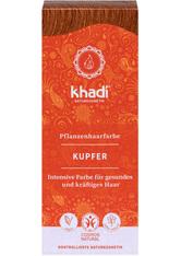 Khadi Naturkosmetik Produkte Pflanzenhaarfarben - Kupfer 100g Pflanzenhaarfarbe 100.0 g