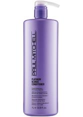 PAUL MITCHELL - Paul Mitchell Platinum Blonde Conditioner 1000 ml - Conditioner & Kur