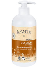 Sante Körperpflege Coco & Vanilla - Duschgel 500ml Duschgel 500.0 ml