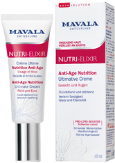 MAVALA - Mavala Nutri-Elixier Anti-Age-Nutrition Ultimative Creme 45 ml - Augencreme