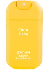 HAAN Handdesinfektion Pocket Citrus Noon Desinfektionsmittel 30.0 ml