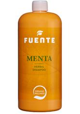 FUENTE - Fuente Menta Herbal Shampoo 1000 ml - SHAMPOO