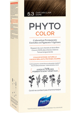 Phyto Phytocolor 5.3 Helles Goldbraun Pflanzliche Coloration