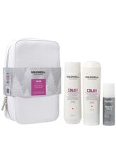 Goldwell Produkte Brilliance Shampoo 250 ml + Brilliance Conditioner 200 ml + Stylesign Perfect Hold Magic Finish 50 ml 1 Stk. Haarpflegeset 1.0 st