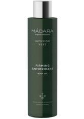 Madara Produkte Infusion Vert Firming Antioxidant - Körperöl 200ml Körperöl 300.0 ml