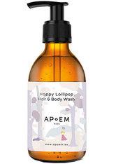 APoEM Happy Lollypop Hair & Body Wash 250 ml Duschgel