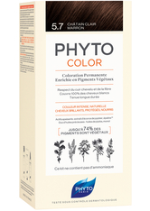 Phyto Phytocolor 5.7 Helles Kastanienbraun Pflanzliche Coloration