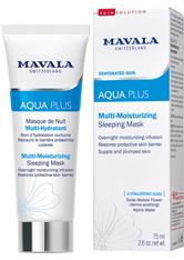Mavala Aqua Plus, Multi-Hydratisierende Maske für die Nacht, 75 ml 200