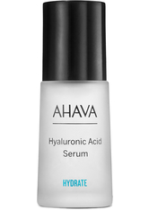 Ahava Gesichtspflege Time to Hydrate Hyaluronic Acid Serum 30 ml