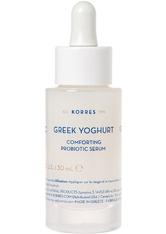 Korres Greek Yoghurt Beruhigendes Probiotisches Serum 30 ml Gesichtsserum