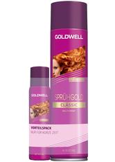 Goldwell Sprühgold Classic Spray 600 ml + 100 ml mittlerer Halt