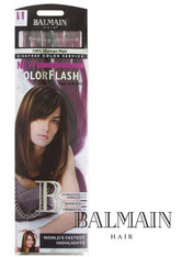 BALMAIN - Balmain Color Flash Tape Extensions 25 cm - Dark Blond (Level 6) & Chocolate Brown - EXTENSIONS & HAARTEILE