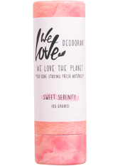 We love the planet Produkte Deo Stick Papertube - Sweet Serenity 65g Körpermilch 65.0 g