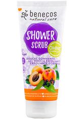 Benecos Natural Showerscrub Aprikose & Holunderblüte 200 ml