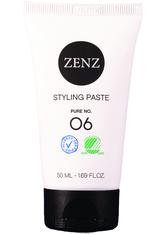 ZENZ Organic No.06 Pure Styling Paste 50 ml