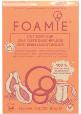 Foamie 2 in 1 Body Bar Oat to Be Smooth 80 g Duschcreme