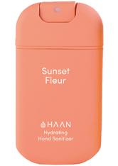 HAAN Handdesinfektion Pocket Sunset Fleur Desinfektionsmittel 30.0 ml