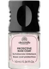Alessandro Professional Manicure Protective Base Coat Nagelunterlack 10 ml