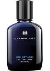 GRAHAM HILL - Graham Hill Brickyard 500 Superfresh Shampoo 100 ml - SHAMPOO