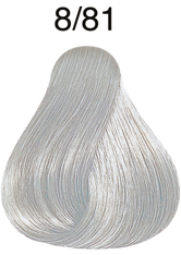 Wella Professionals Color Fresh Silver 8/81 Hellblond Perl-Asch Professionelle Haartönung 75 ml