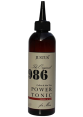 JUSTUS SYSTEM - The Original 1986 Power Tonic for Men -  200 ml - REINIGUNG