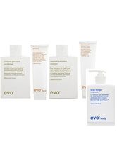 Aktion - Evo Hair Travel Coalition For The Groomed Mens Survival Kit Haarpflegeset