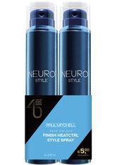 Aktion - Paul Mitchell Neuro Style Finish HeatCTRL Styling Spray 2 x 205 ml Haarspray