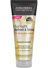 JOHN FRIEDA Highlight Refresh & Shine Conditioner 250 ml