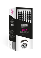 andmetics Lash Brush Professional 80 Stück