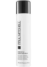 PAUL MITCHELL - Paul Mitchell Firm Style Super Clean Extra® Finishing Spray 300ml - HAARSPRAY & HAARLACK