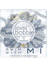 invisibobble Sprunchie Swim With Mi Santorini Pack Your Bikini Scrunchie (1 Pack)
