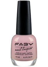 Faby Nagellack Classic Collection Carry On The Pink Pride! 15 ml