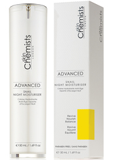 SKINCHEMISTS - SkinChemists Advanced Snail Night Moisturiser 50 ml - NACHTPFLEGE