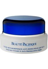 Beauté Pacifique Gesichtspflege Augenpflege Crème Métamorphique Vitamin A Anti-Wrinkle Eye Creme 15 ml