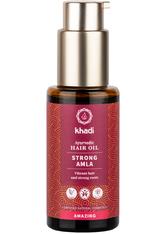 Khadi Naturkosmetik Produkte Haaröl - Strong Amla 50ml Haaröl 50.0 ml