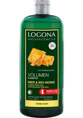 Logona Shampoo Volumen Shampoo Bier-Honig Haarshampoo 500.0 ml