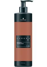 Schwarzkopf Chroma ID Bonding Color Mask 6-46 Dunkelblond Beige Schoko, 500 ml