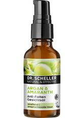 Dr. Scheller Produkte Arganöl & Amaranth - Argan Gesichtsöl 30ml Gesichtsöl 30.0 ml